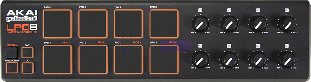 DRIVERS FOR AKAI PRO LPD8