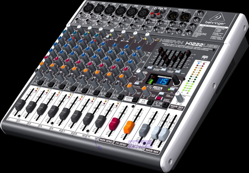 BEHRINGER XENYX X1222 USB WINDOWS 8 X64 DRIVER