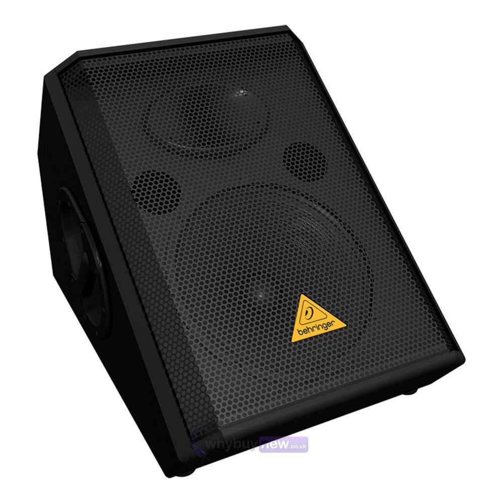 behringer vs1220f 12 2 way 600w pa wedge speaker whybuynew. Black Bedroom Furniture Sets. Home Design Ideas