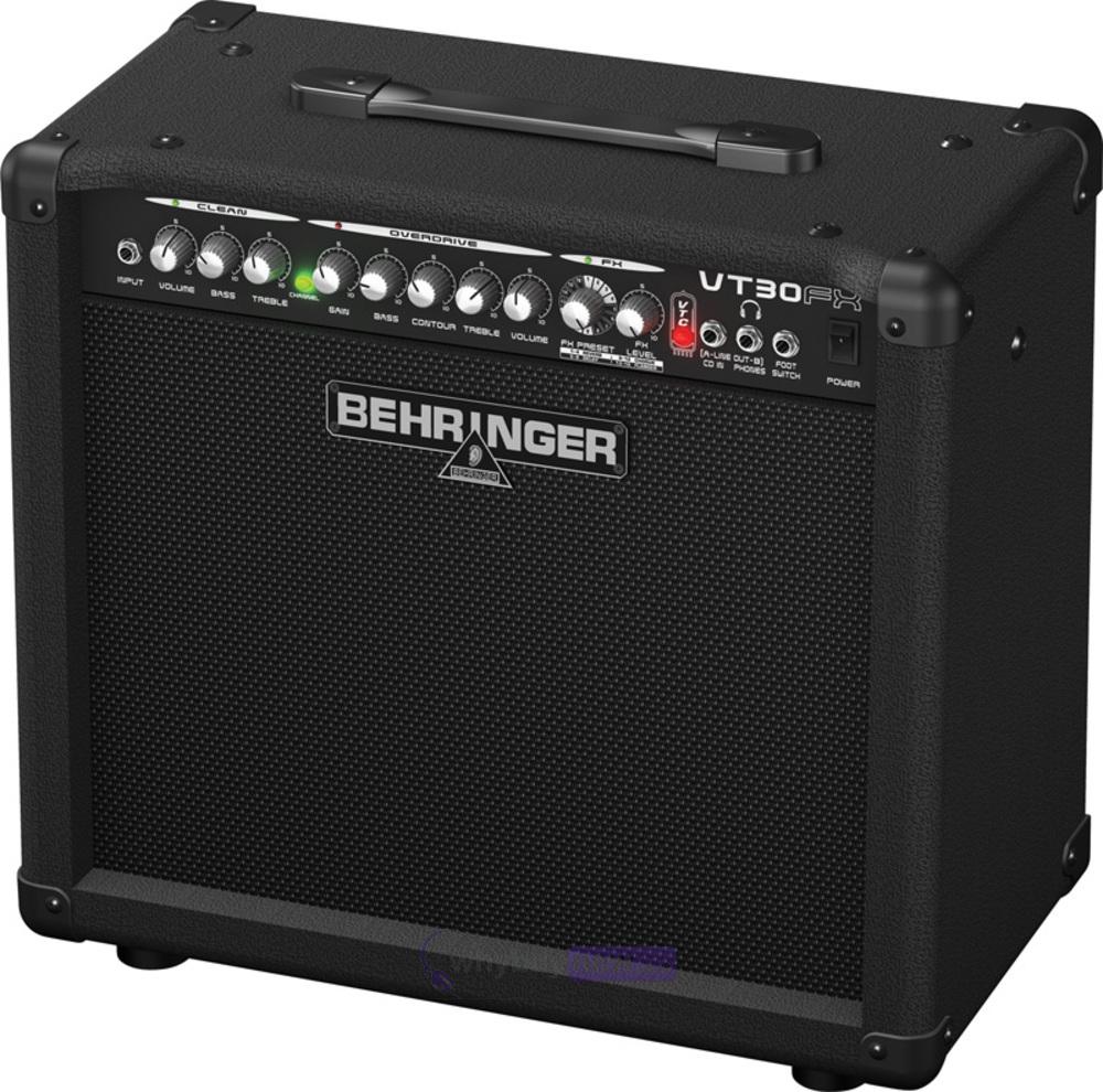 behringer virtube vt30fx 30w guitar amp whybuynew. Black Bedroom Furniture Sets. Home Design Ideas