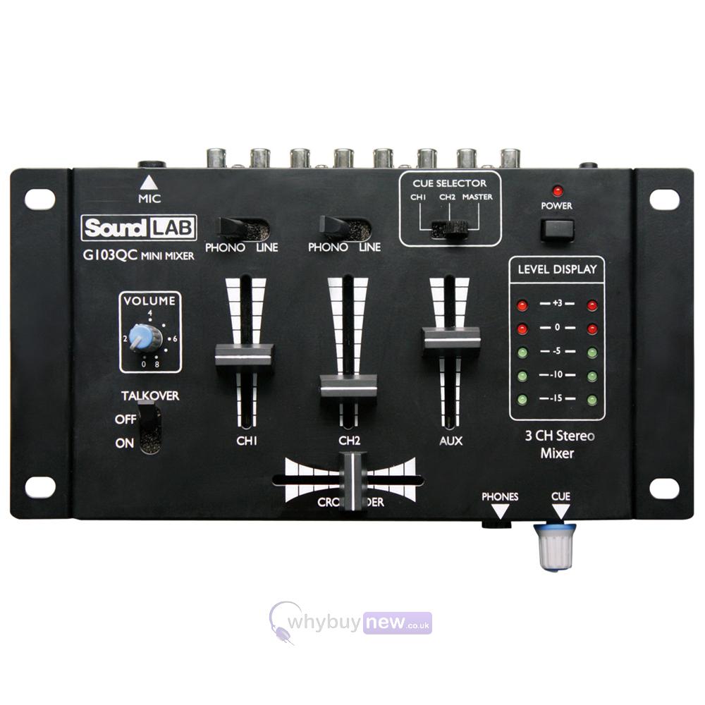 soundlab mini mixer. Black Bedroom Furniture Sets. Home Design Ideas