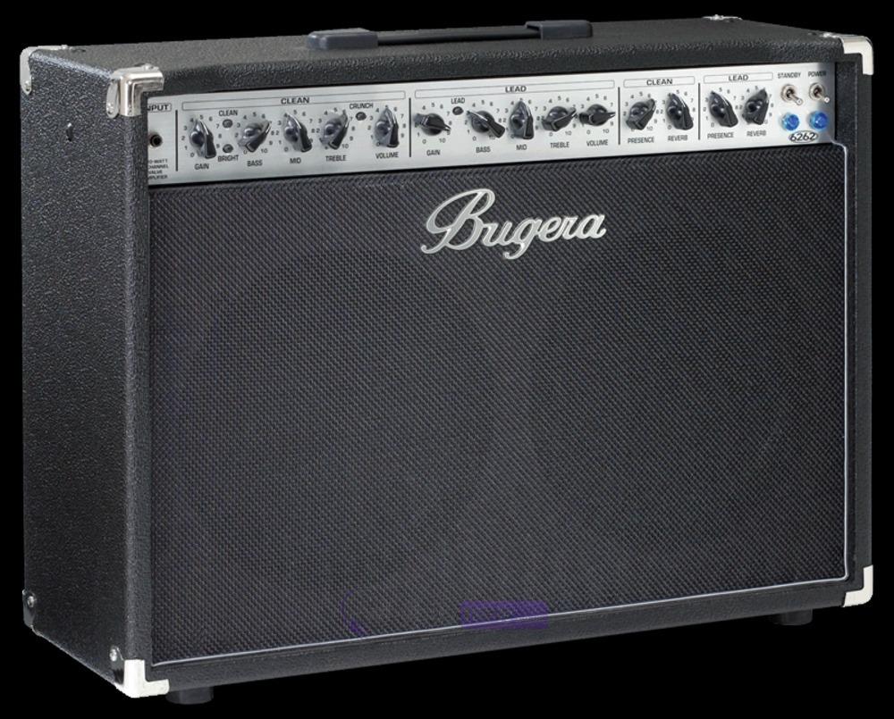 bugera 6262 212 guitar combo amplifier whybuynew. Black Bedroom Furniture Sets. Home Design Ideas