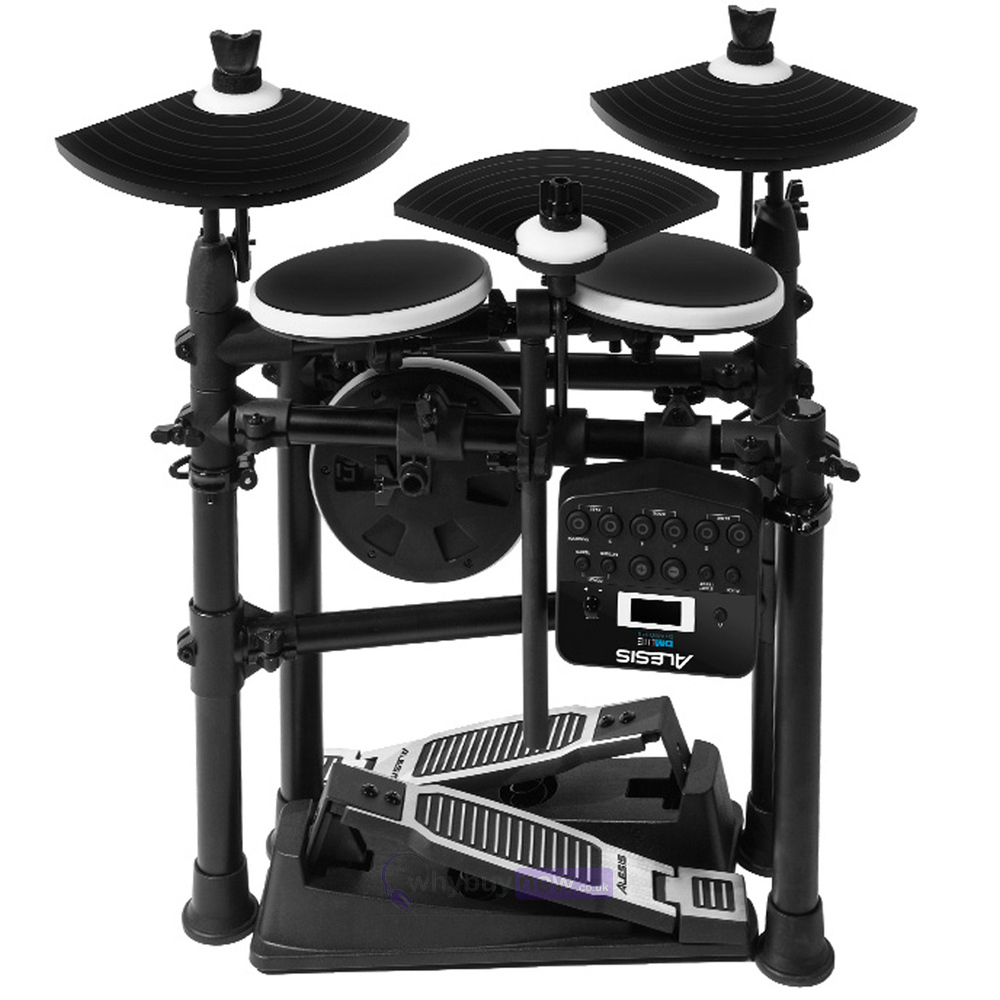 alesis dm lite electronic drum kit whybuynew. Black Bedroom Furniture Sets. Home Design Ideas
