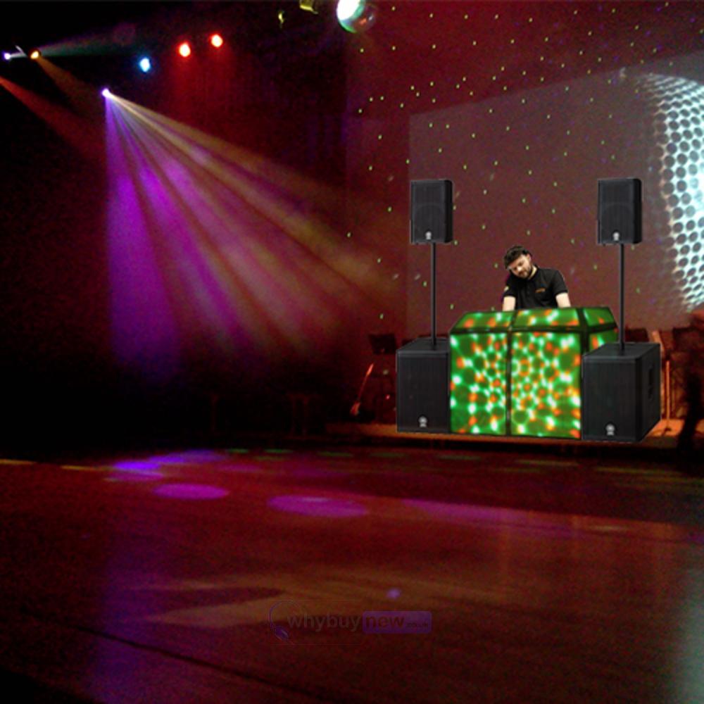 Gorilla DBS PRO DJ Booth System | WhyBuyNew