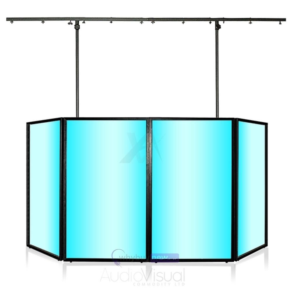 Gorilla DJB300 Complete DJ Booth With Carpet Shelf | WhyBuyNew