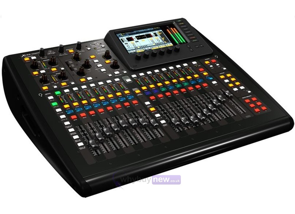 behringer x32 compact digital mixer whybuynew. Black Bedroom Furniture Sets. Home Design Ideas