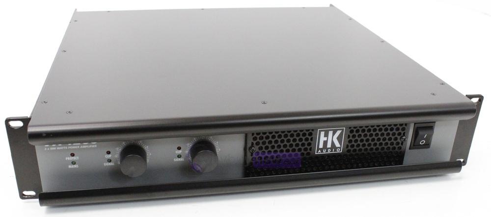HK Audio VX1200 2 X 600 Watt Power Amplifier