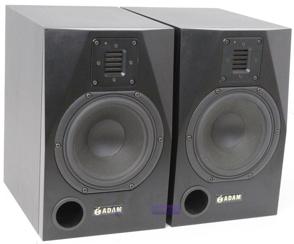 adam audio p11a nearfield active studio monitors pair whybuynew. Black Bedroom Furniture Sets. Home Design Ideas
