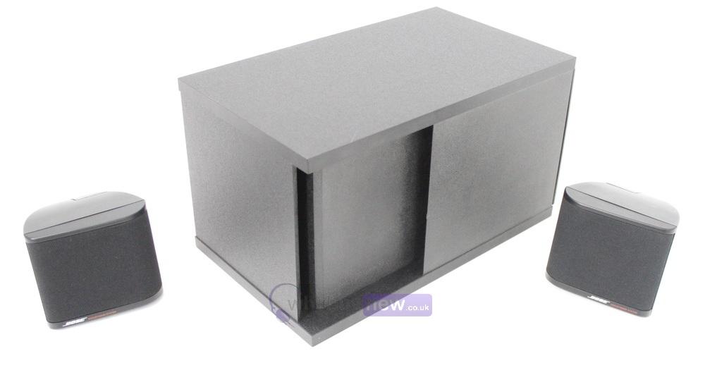 bose acoustimass 3 series ii system whybuynew. Black Bedroom Furniture Sets. Home Design Ideas
