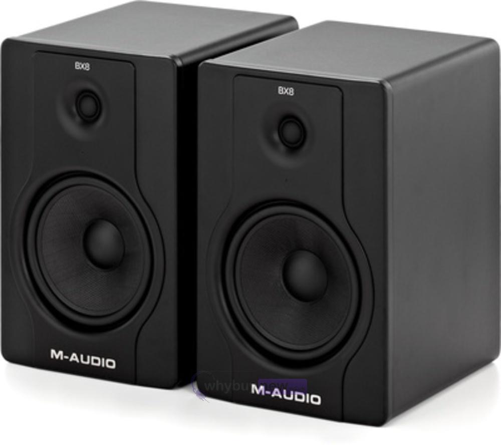 Studiospares Seiwin 5A Active Studio Monitor - Studiospares |Studio Speakers