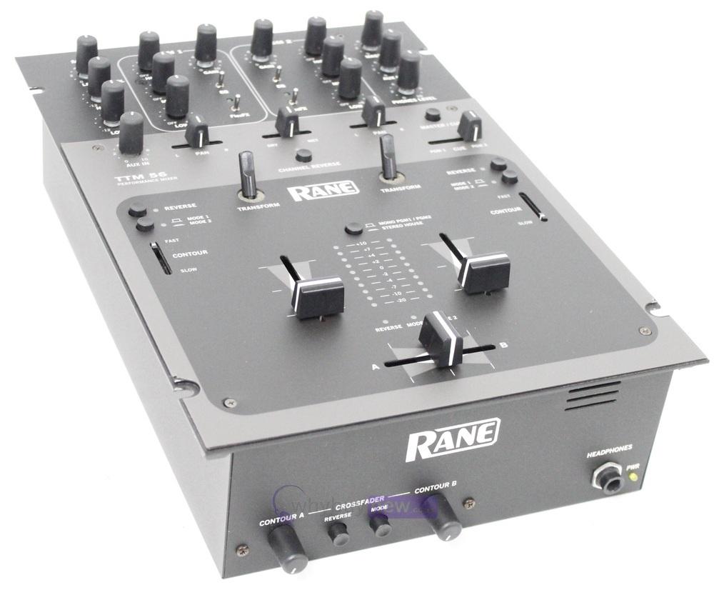 Rane TTM-56 2 Channel Mixer