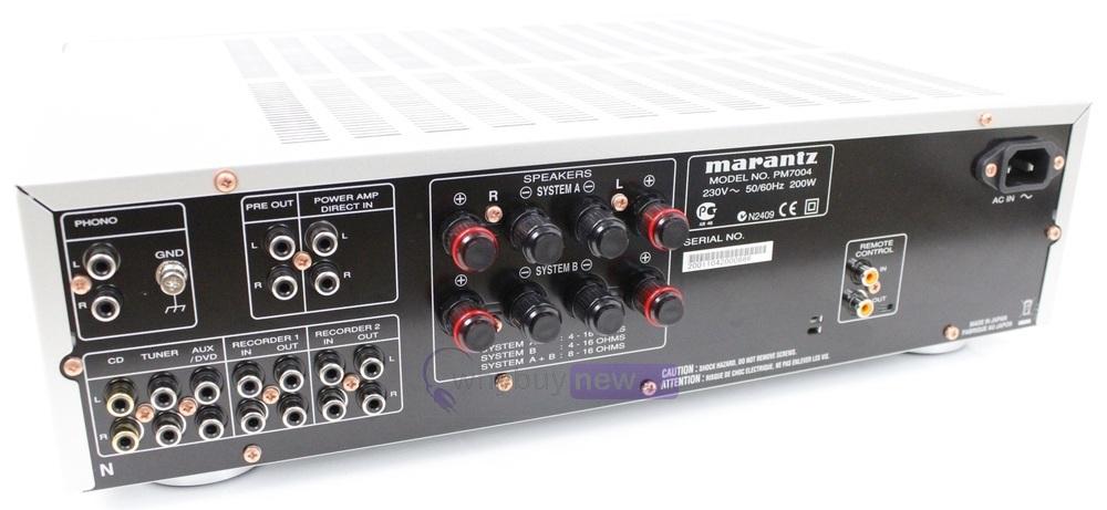 Marantz PM7004 Stereo Integrated Amplifier