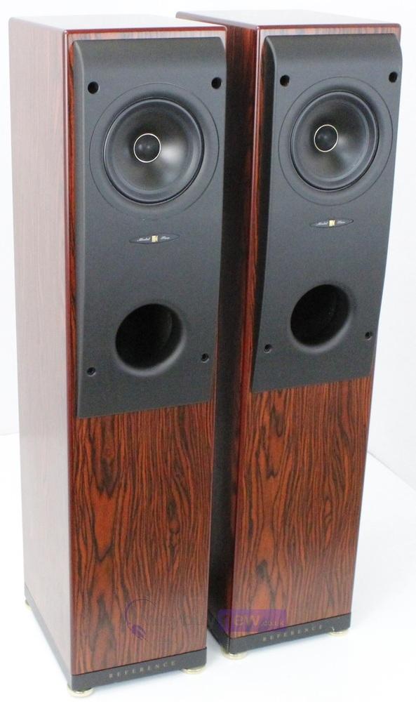 Kef Reference Series Model Two Floor Standing Speakers