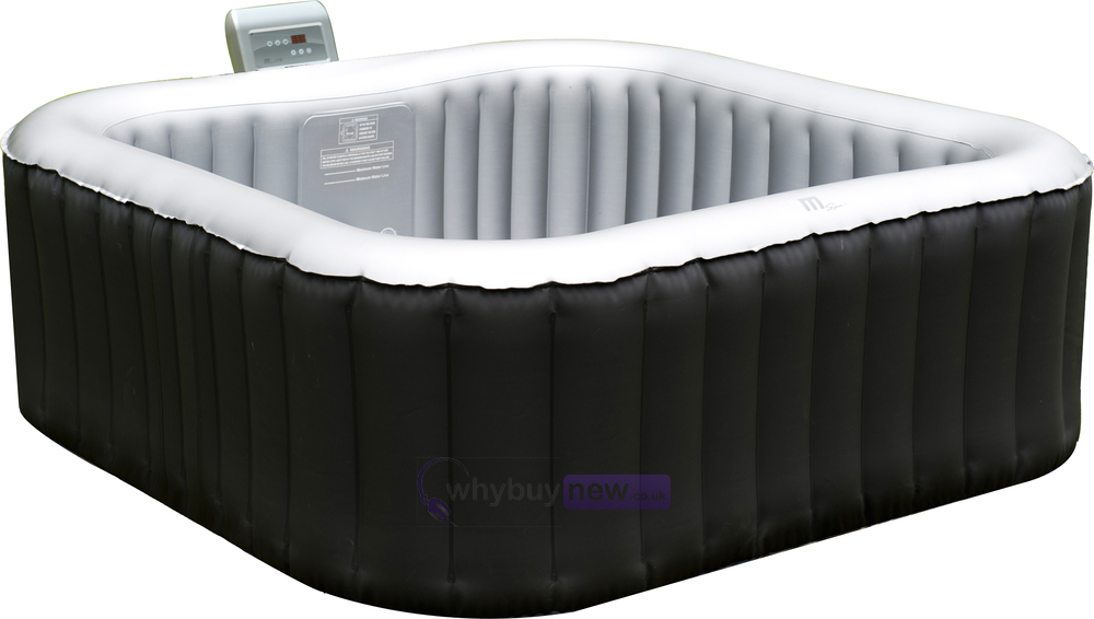 MSPA Alpine Luxury 2+2 Hot Tub Jacuzzi | WhyBuyNew