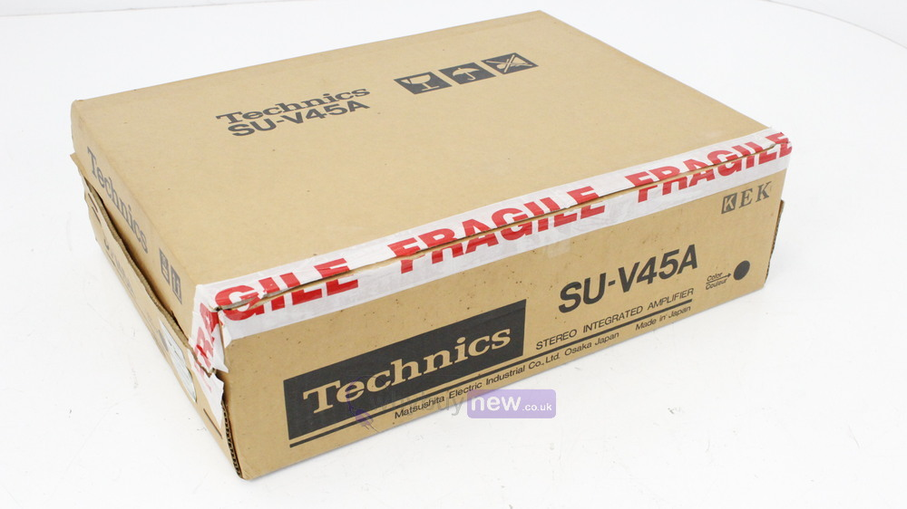 Technics SU-V45A Stereo Amplifier