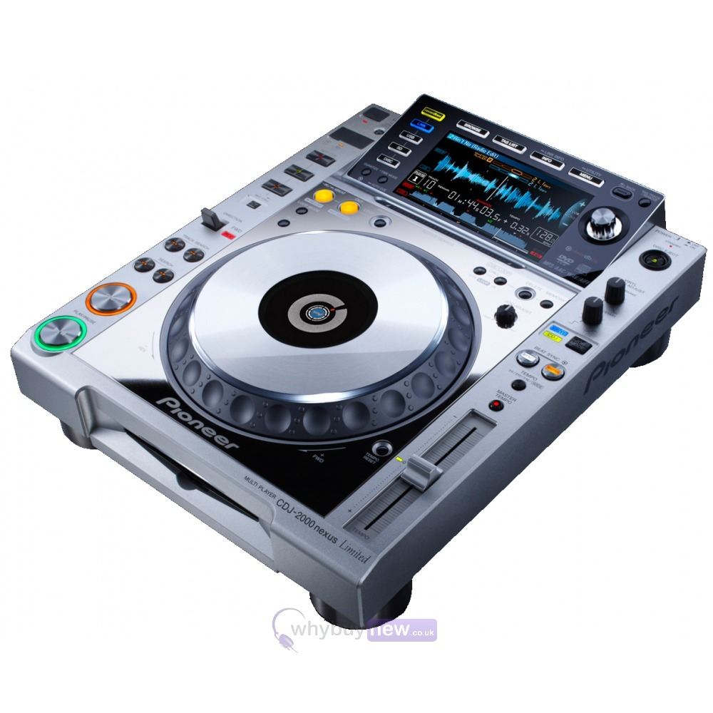 PIONEER CDJ-2000 NEXUS PLATINUM EDITION TREIBER WINDOWS XP