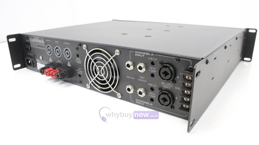 peavey pv1500 pa power amplifier whybuynew. Black Bedroom Furniture Sets. Home Design Ideas