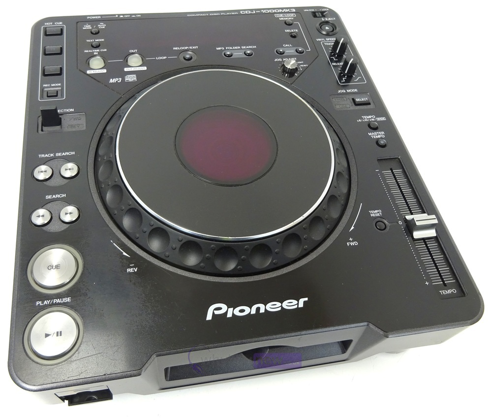 pioneer cdj1000mk3 mk3 cd mp3 player. Black Bedroom Furniture Sets. Home Design Ideas