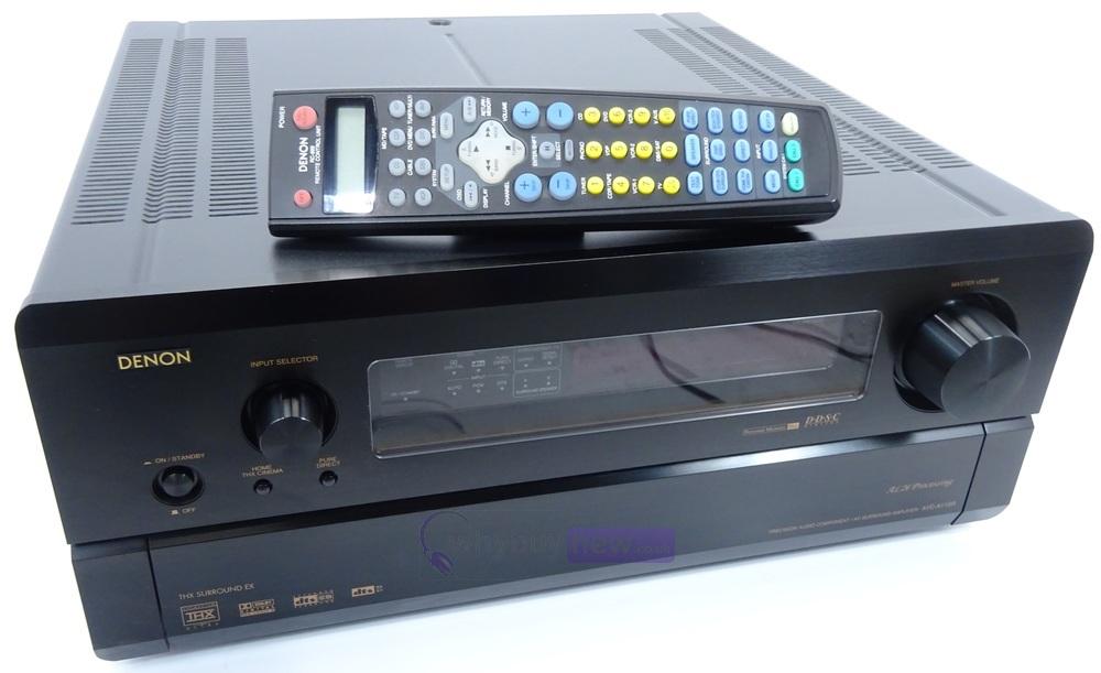 Denon AVC-A11SR AV Surround Amplifier