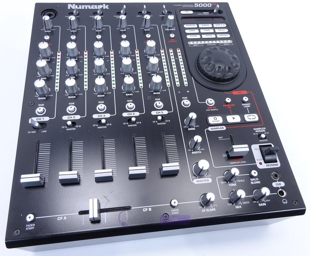 Mixer / numark / 5000fx bose portable pa encyclopedia faq & wiki.