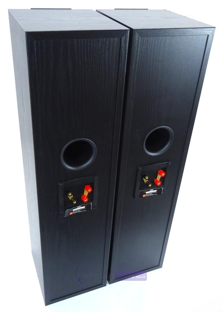 Jbl Lx 2003 Floor Standing Speakers Whybuynew