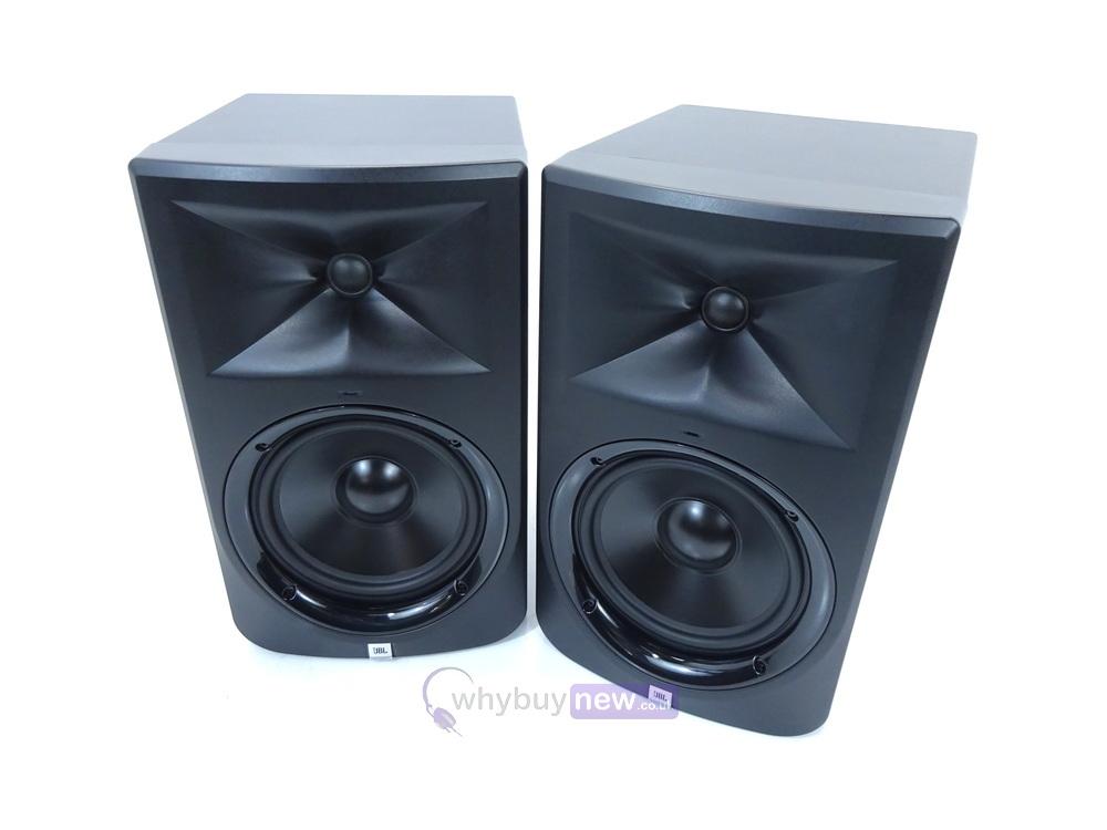 jbl monitor speakers. JBL LSR308 Monitor Speakers (Pair) Jbl