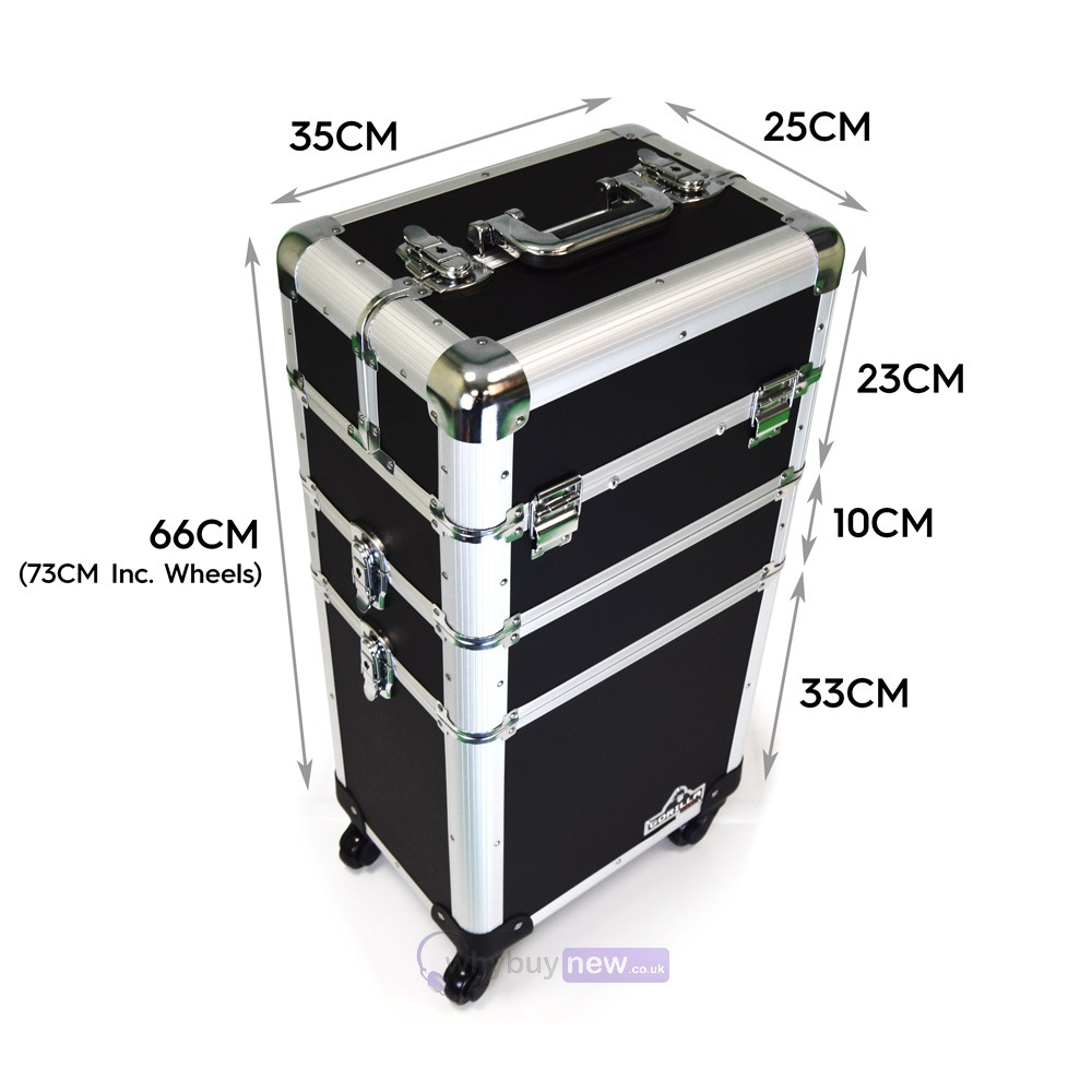 Dog Grooming Trolley Case