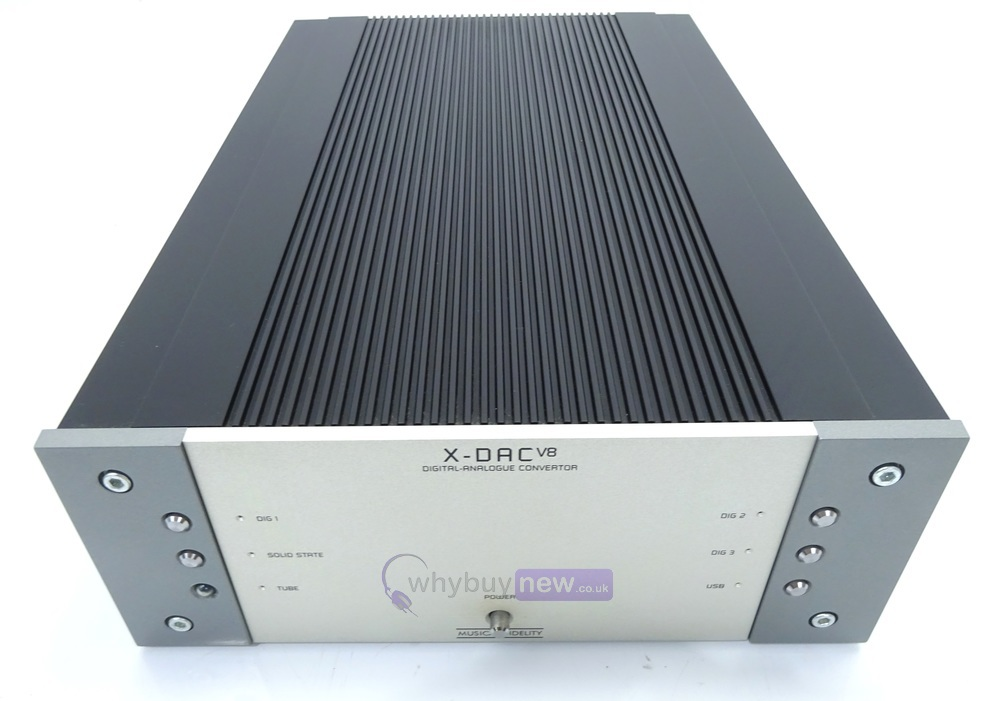 Musical Fidelity XDAC V8 (Digital to Analog converter)