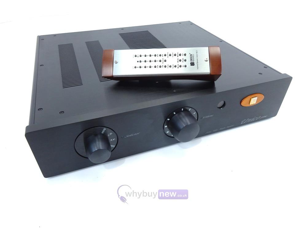 Unison Research Unico Primo Valve Hi-Fi Amplifier