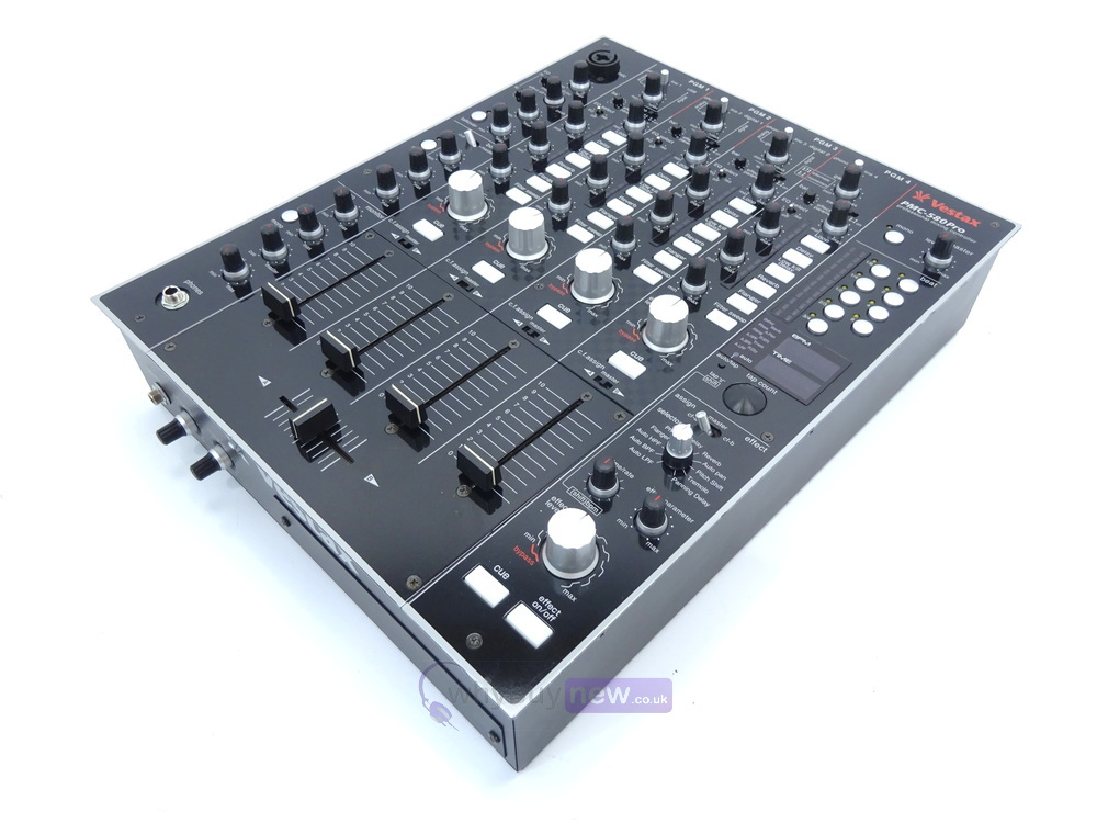 dj equipment dj mixers vestax pmc580 pro whybuynew. Black Bedroom Furniture Sets. Home Design Ideas