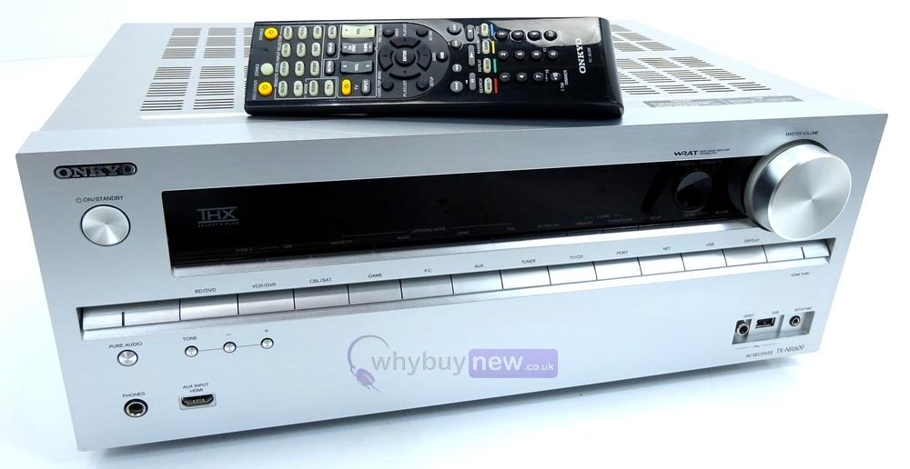 Onkyo TX-NR609 AV Receiver