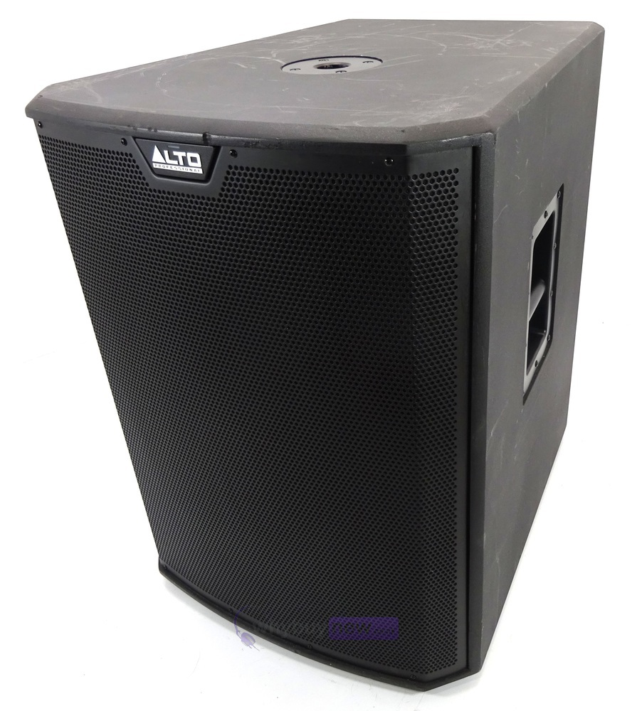 alto ts218s powered 18 active pa subwoofer marked whybuynew. Black Bedroom Furniture Sets. Home Design Ideas