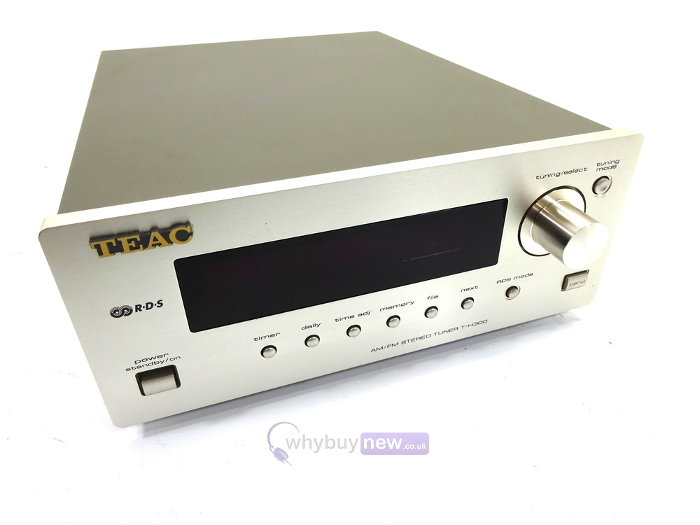 Teac T-H300 AM/FM Stereo tuner