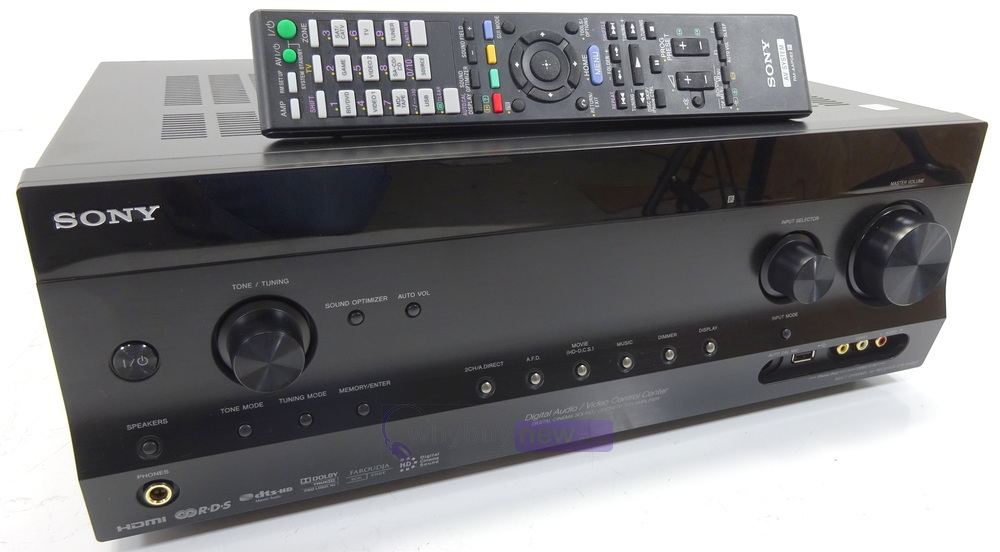 sony str dh820 multi channel av receiver whybuynew rh whybuynew co uk