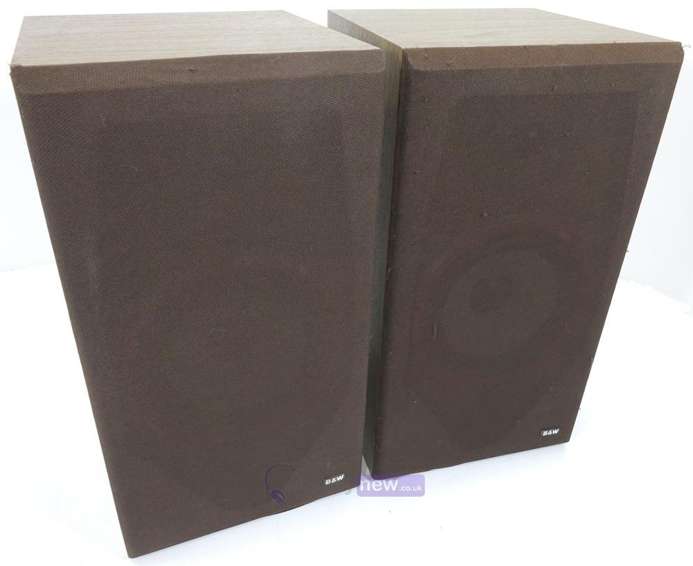 Bowers & Wilkins DM110 Stereo Speakers