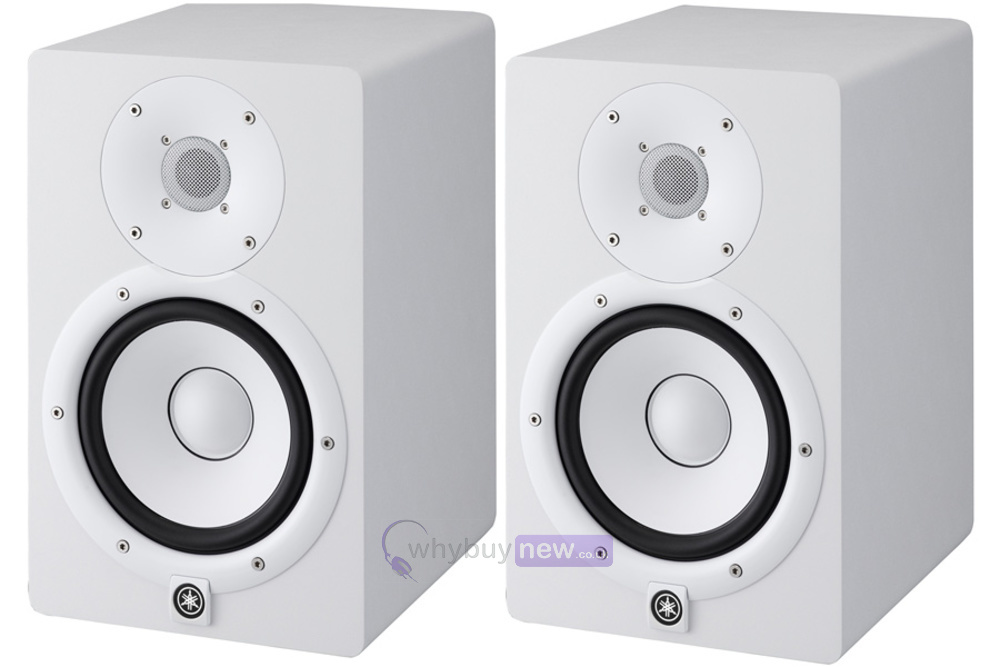 yamaha hs7 active monitor speaker pair whybuynew. Black Bedroom Furniture Sets. Home Design Ideas