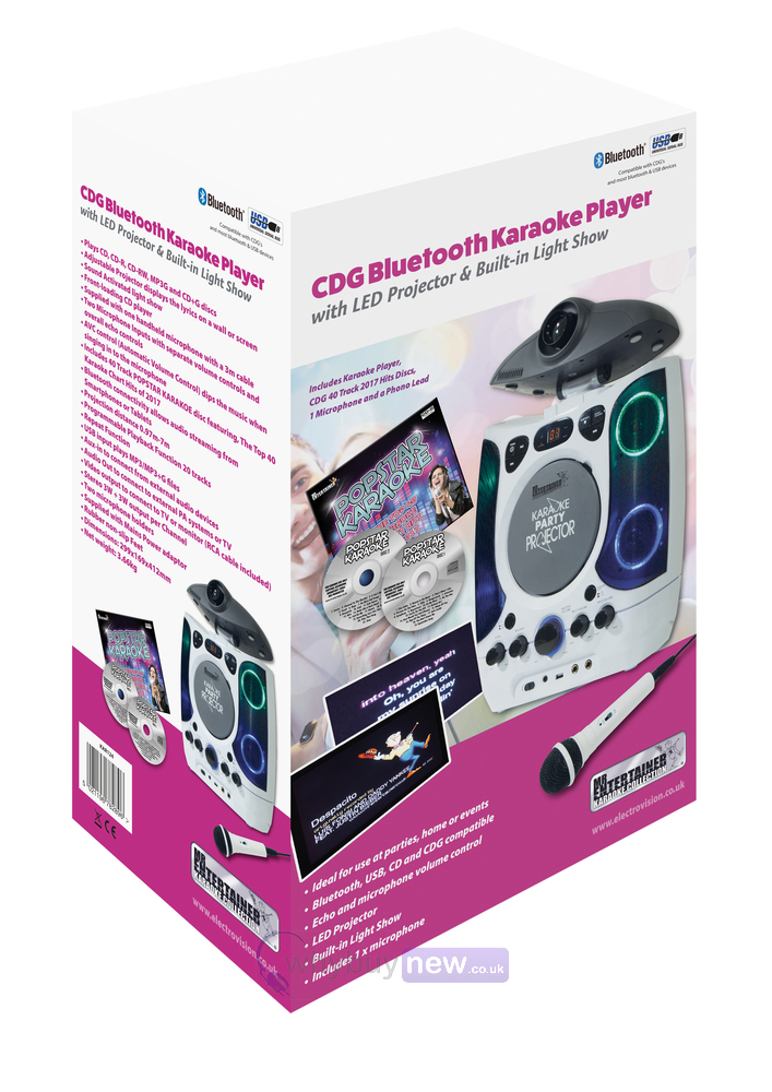 how to play karaoke cdg on computer