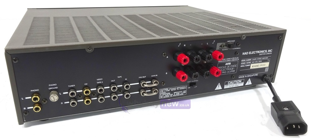 NAD 3240PE Stereo Integrated Amplifier