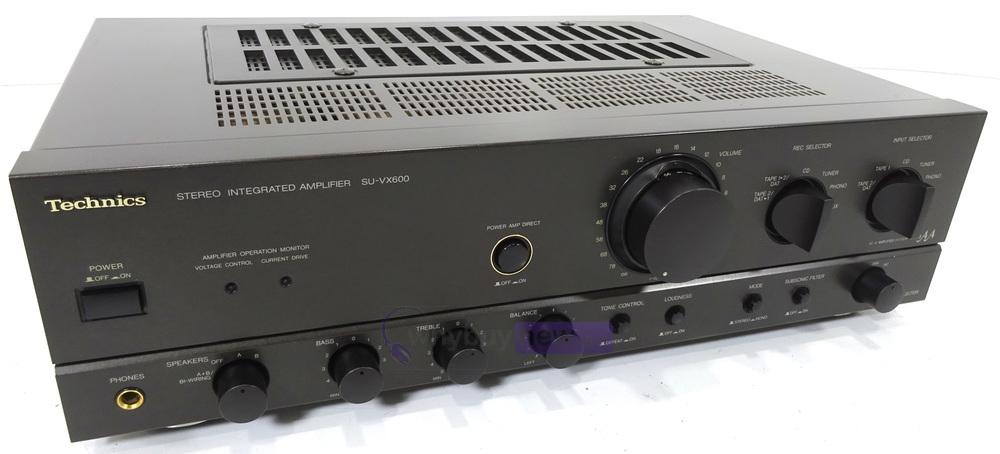 Technics SU-VX600 Stereo Integrated Amplifier