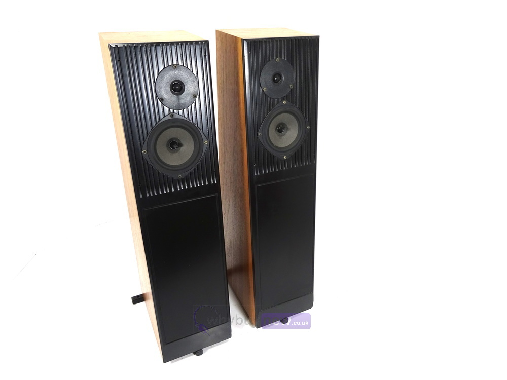 Rega ELA MK1 Hi-Fi Floor Standing Speakers | WhyBuyNew
