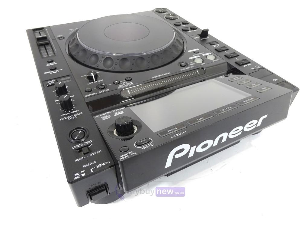 pioneer cdj 2000 dj cd mp3 usb media player whybuynew. Black Bedroom Furniture Sets. Home Design Ideas