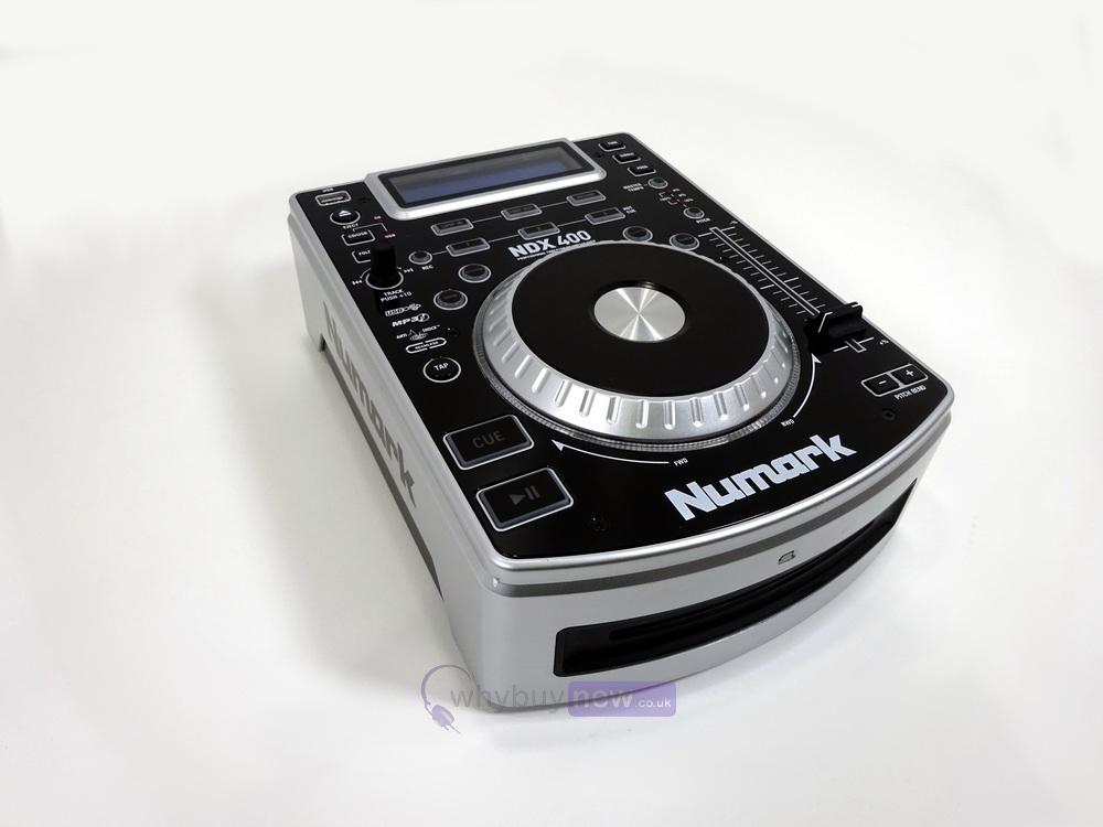 numark ndx400 dj cd player whybuynew. Black Bedroom Furniture Sets. Home Design Ideas
