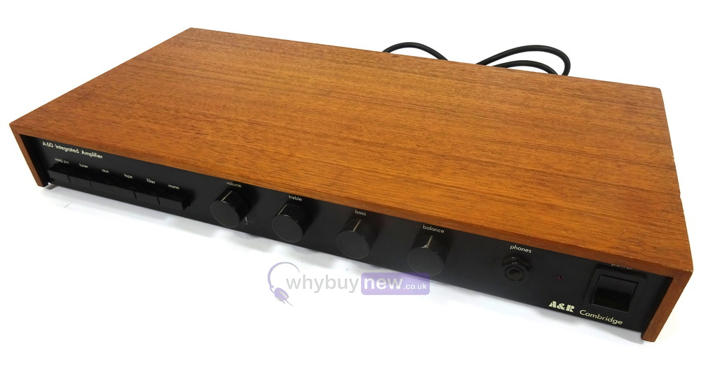 AR Cambridge A60 Stereo Integrated Amplifier