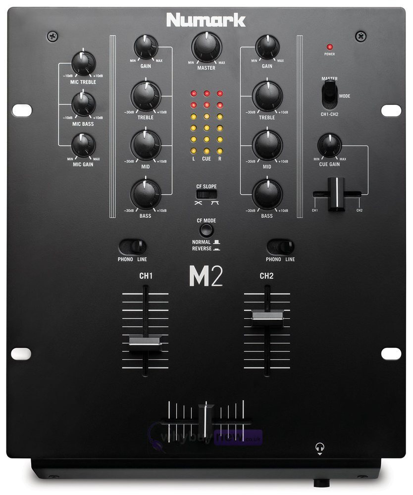 dj equipment dj mixers numark m2 dj mixer whybuynew. Black Bedroom Furniture Sets. Home Design Ideas