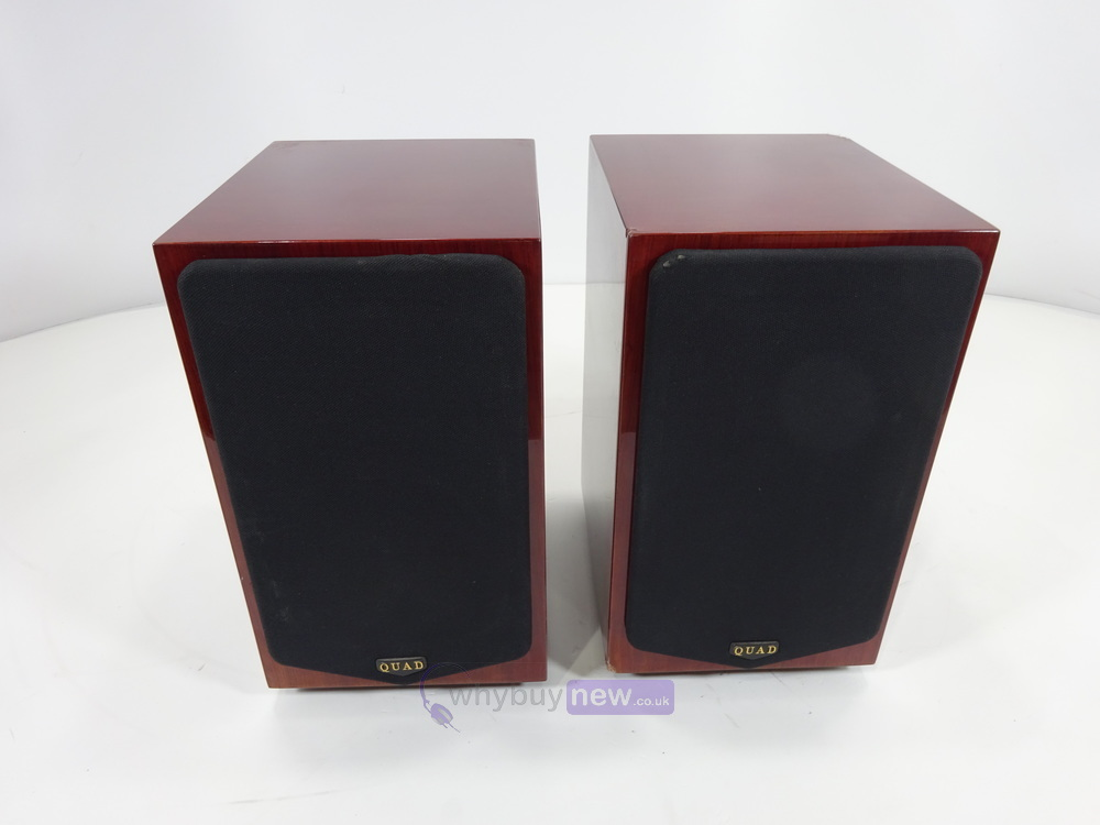 Quad 12 L2 Cherry HiFi Speakers