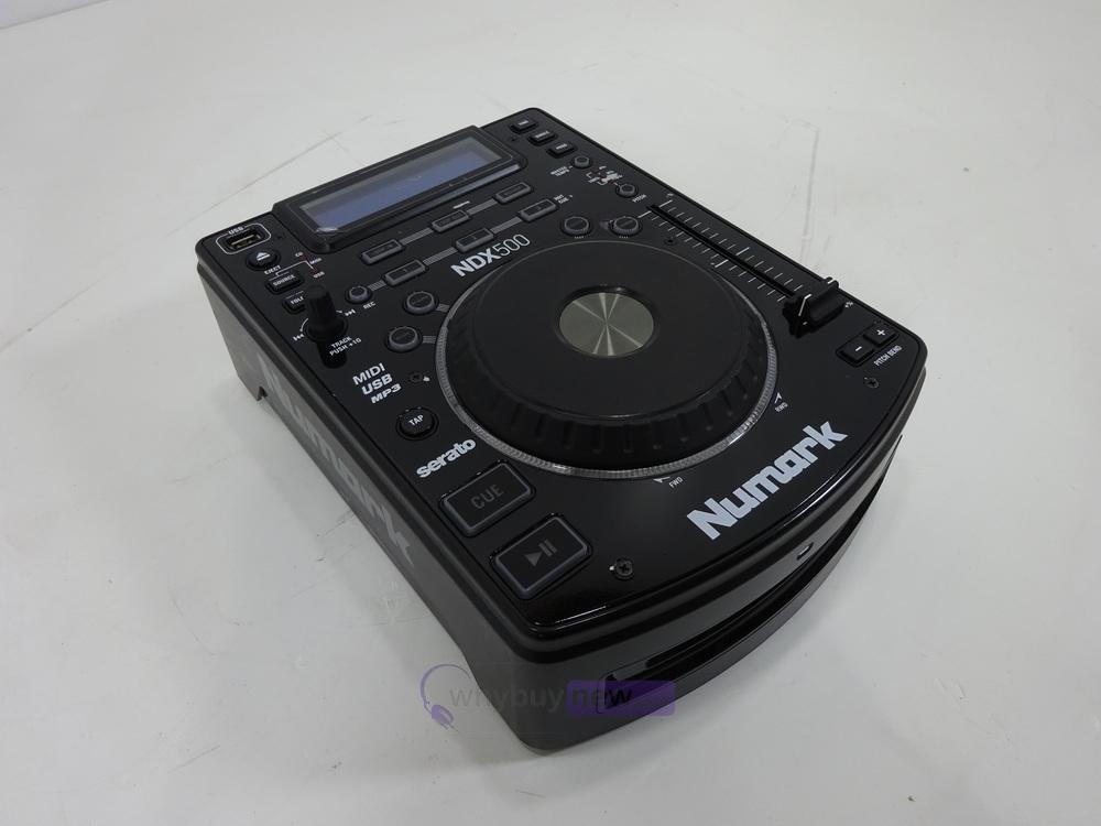 numark ndx 500 usb dj cd player whybuynew. Black Bedroom Furniture Sets. Home Design Ideas