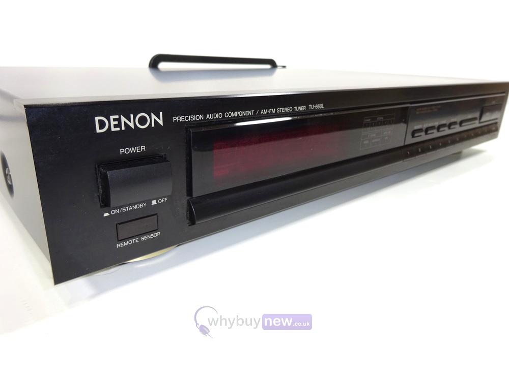 Denon TU-660 AM/FM Tuner