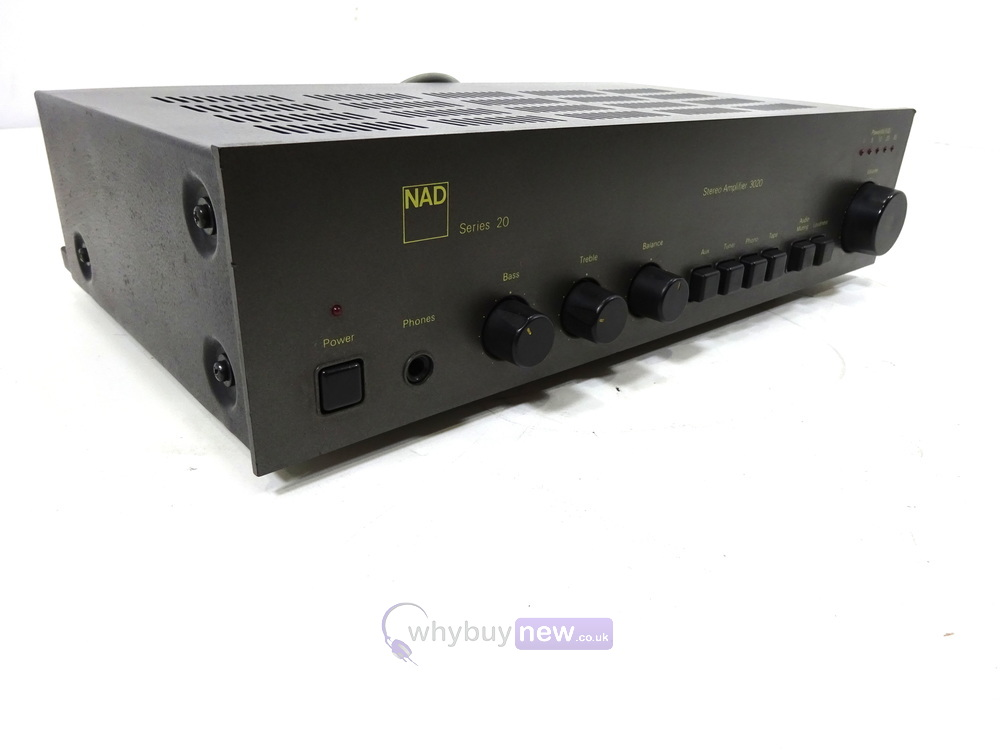 NAD 3020 Stereo Integrated Amplifier