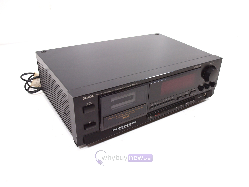 Denon DRM-800 Tape Player