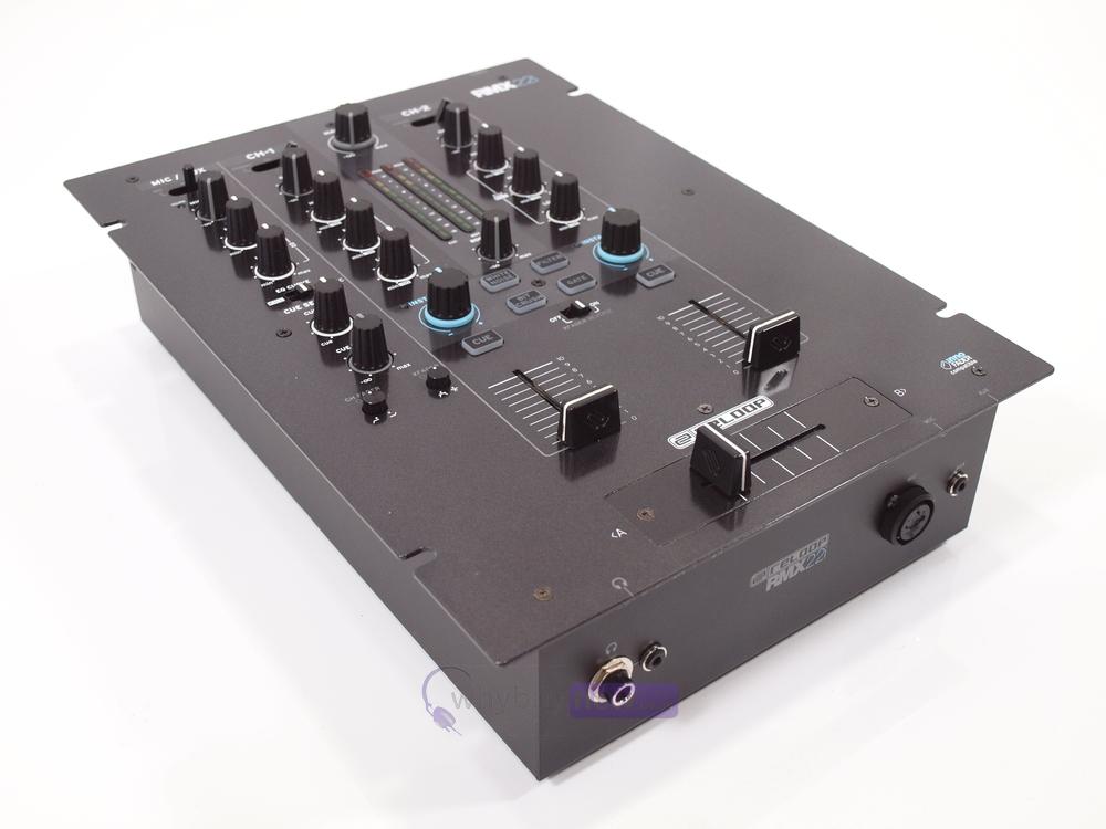 dj equipment dj mixers reloop rmx 22i dj mixer whybuynew. Black Bedroom Furniture Sets. Home Design Ideas
